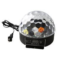Crystal Magic Ball Light
