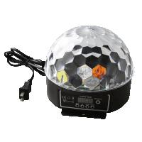 Crystal Magic Ball Light