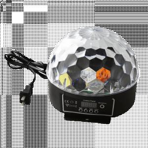 Arriendo de Crystal Magic Ball Light