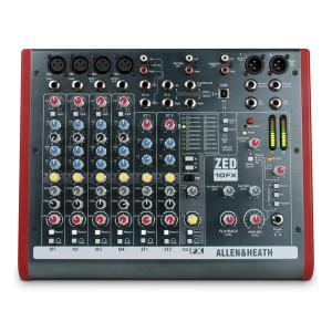 Imagen 2 de Arriendo de Mixer 10 canales  - Allen&Heat