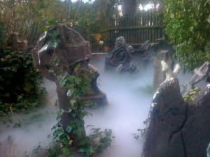 Imagen 3 de Arriendo de Máquina de humo bajo/niebla 3000W
