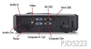 Imagen 3 de Arriendo de Proyector ViewSonic 2700 lúmenes