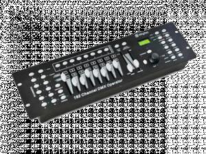Arriendo de Controladora DMX 192 canales