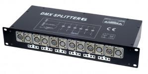 Arriendo de SPLITTER 6 SALIDAS DMX-512