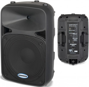 Arriendo de Caja acústica activa AURO D412  Samson