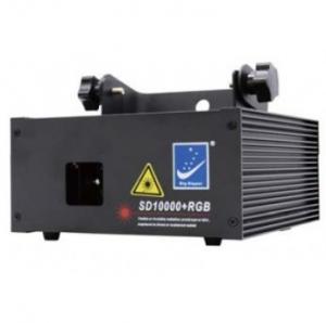 Arriendo de Laser SD 10000 RGB GRAFICO MULTICOLOR 1W PURE LD, CON TARJETA SD