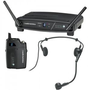 Imagen 0 de Arriendo de Microfono Inalámbrico Digital de Cintillo AudioTechnica